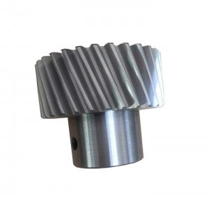 m2 z30 helical grinding pinion gear din5 high precision